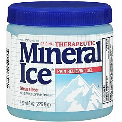 Therapeutic Mineral Ice Pain Relieving product image