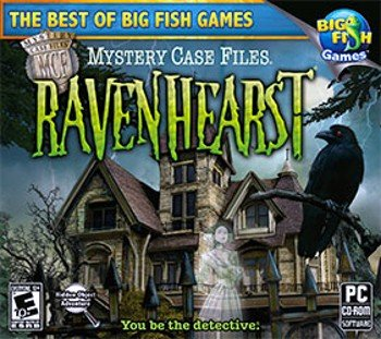 Mystery Case Files: Ravenhearst (Pc Games Case Mystery Files)