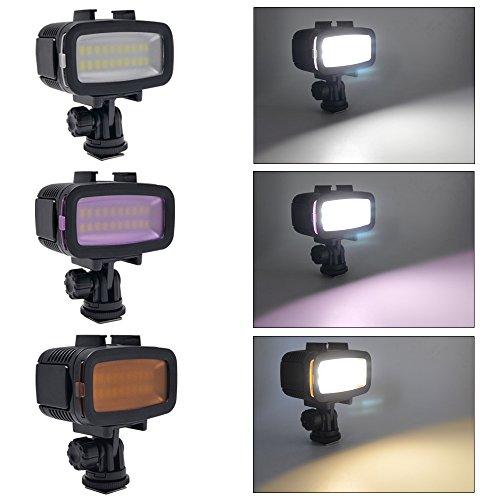 The 8 best underwater camera lights