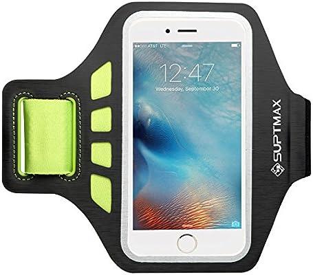 suptmax iPhone 6S Brazalete Soporte para cartas de construir en ...