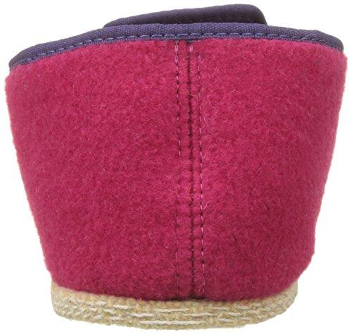 Rondinaud 204 Para grenadine Por Mujer Casa Zapatillas Maree Rosa De Prune Estar AqwARTa