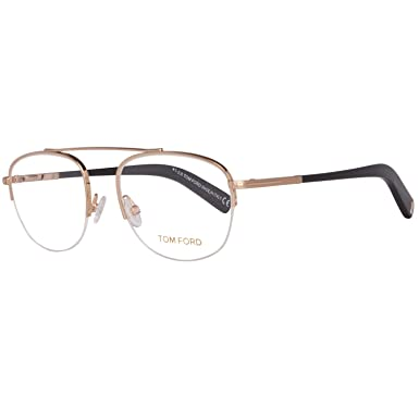 4b4d689787a Image Unavailable. Image not available for. Color  Eyeglasses Tom Ford  FT5450 V 028 semi rimless Size 49 19 140
