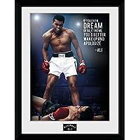 GB eye LTD, Muhammad Ali, Dream, Fotografía enmarcada
