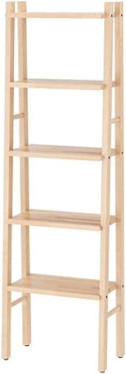 IKEA Vilto 903.444.56 - Estantería (abedul, tamaño 18, 1/8 x ...