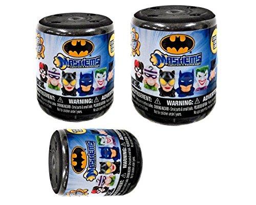 DC Batman Licensed Mashems Blind packs - 3 pack by T4K