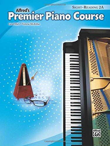 Premier Piano Course -- Sight-Reading: Level 2A ebook