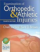 Examination of Orthopedic & Athletic Injuries, 4th Edition Front Cover