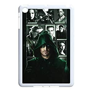I-Cu-Le Design Case Green Arrow Customized Hard Plastic Case for iPad Mini