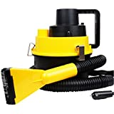 Multi Functional Vacuum Cleaner,Utility Wet/Dry Vacuum Cleaner for Car Cleaning DC 12V