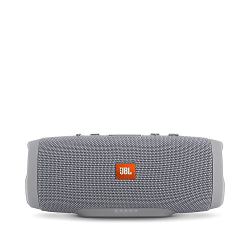 JBL Charge 3 Waterproof Portable Bluetooth Speaker (Gray) by JBL (Image #4)