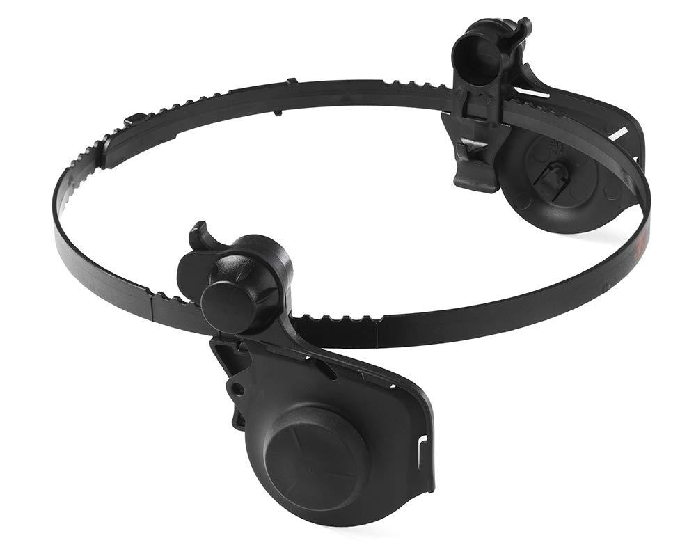 3M 00051131495227 Speedglas Hard Hat Adapter for Welding Helmet, Capacity, Volume, Standard, Black