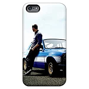 Defender phone carrying shells Snap On Hard Cases Covers Series iphone 6 - paul walker in fast furious 6