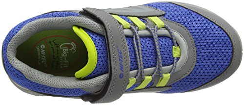 Kids' Grey Limoncello Junior Rise Unisex Boots High Hi Grey Thunder Cobalt Hiking Tec 051 WnUxxzE