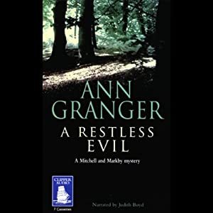 A Restless Evil, Mitchell and Markby Village, Book 14 Audiobook