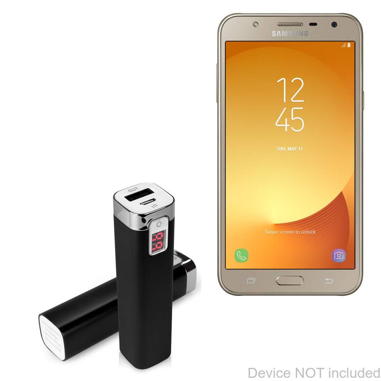BoxWave - Cargador para Samsung Galaxy J7 (2600 mAh), Color ...