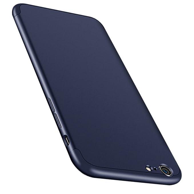 vanki Funda iPhone 7, 360 Grados Caso Carcasa Cubierta de ...