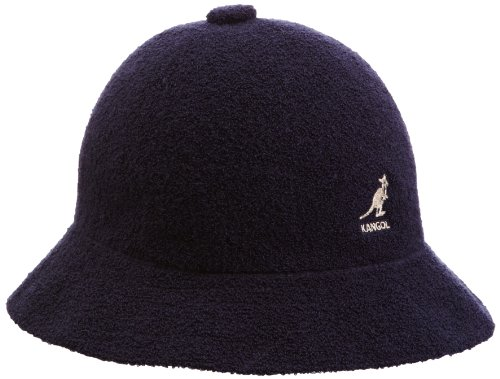 Kangol Men's Bermuda Casual, Navy, - Bermuda Mens