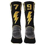 KitNSox Mid Calf Athletic Socks, Men's Women's