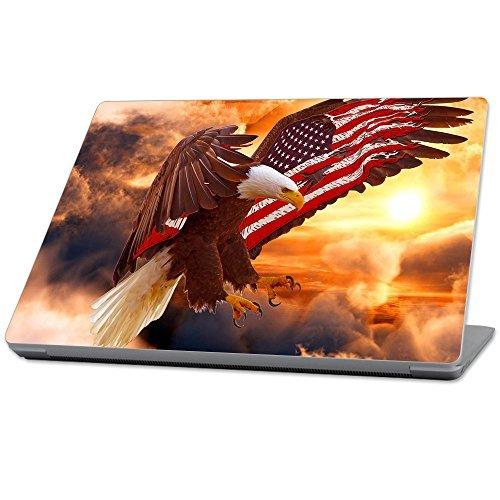 【国内発送】 MightySkins B07897JXQN - Protective Durable and Unique Vinyl Eagle) wrap cover Skin for Microsoft Surface Laptop (2017) 13.3 - Bald Eagle Yellow (MISURLAP-Bald Eagle) [並行輸入品] B07897JXQN, ミナト電機工業:25892862 --- senas.4x4.lt