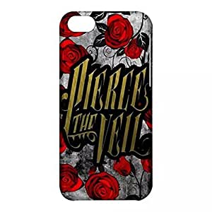 iPhone 6 Plus Case with the Pattern Pierce the Veil Cover Case for 5.5 inch screen(Plastic and TPU)