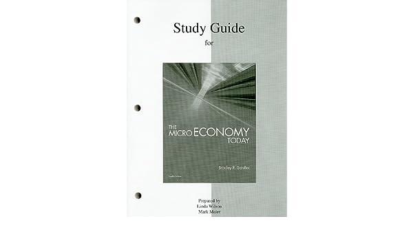study guide for the micro economy today 12th edition 9780077247485 rh amazon com Economy Microeconomics Scale of Economy in Microeconomics