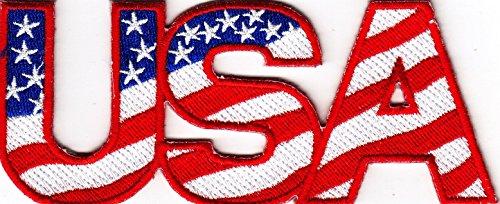 """USA"" STARS & STRIPES,AMERICAN FLAG,Biker,Vest,Patriotic/Iro"