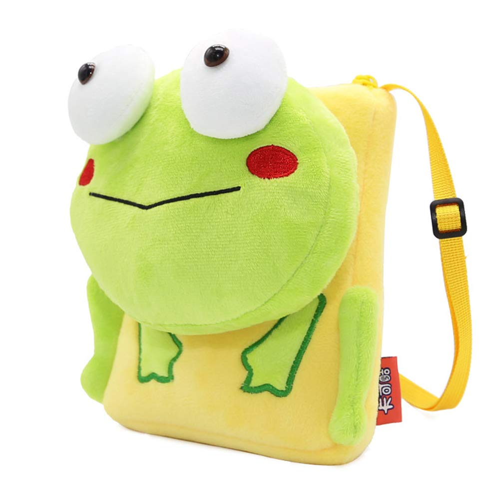 93ad556cb6aa ... Youndcc Kid Cute Animal Toy Shoulder Bag Purses Cross Body Bag Wallet  for Toddler Boy Girl ...