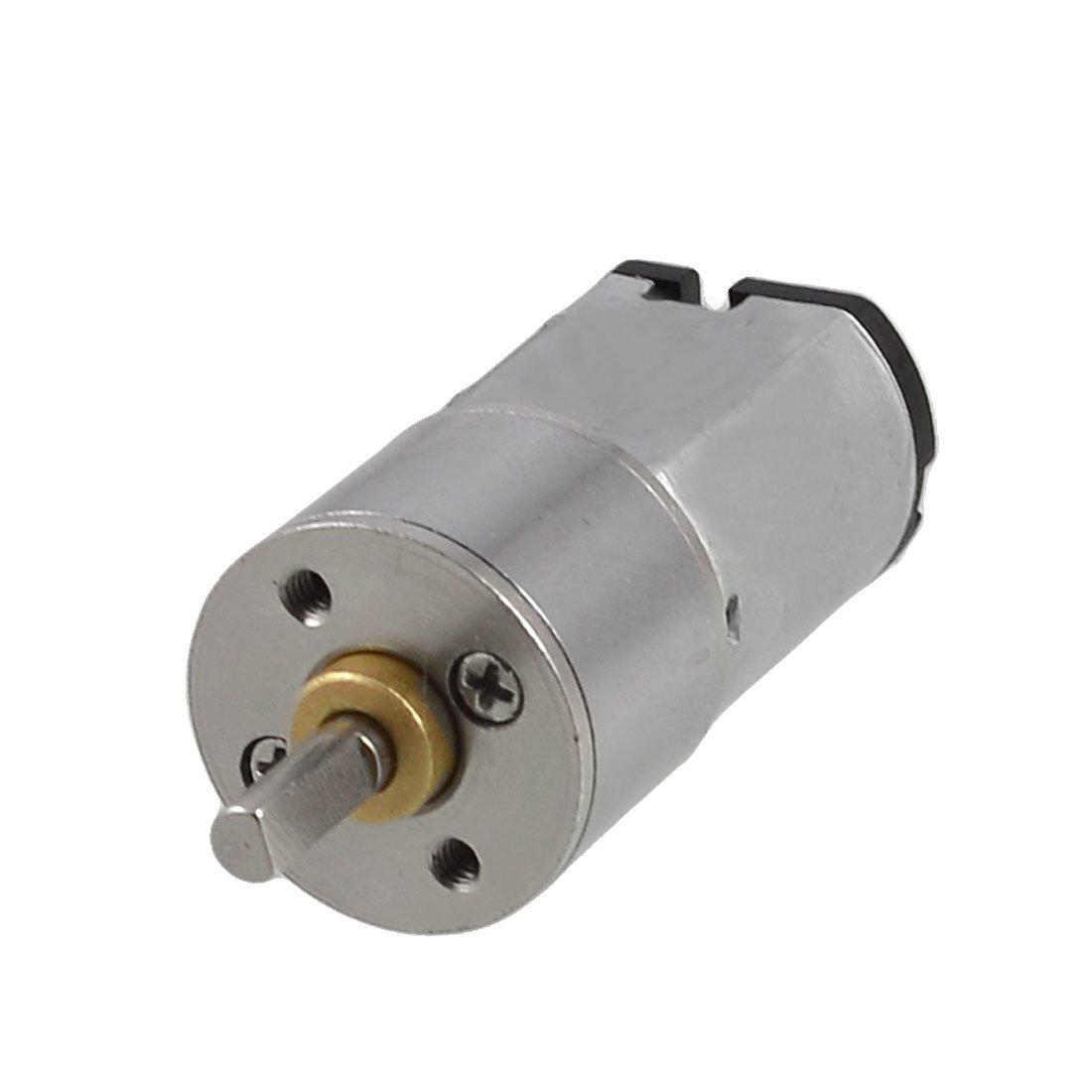 3 mm Dia Tige/DC 6V 1000RPM 0.4A Maks moteur électrique