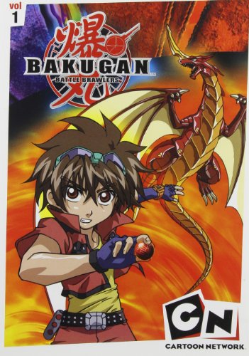 Bakugan: Battle Brawlers: Volume 1 (Standard Screen)