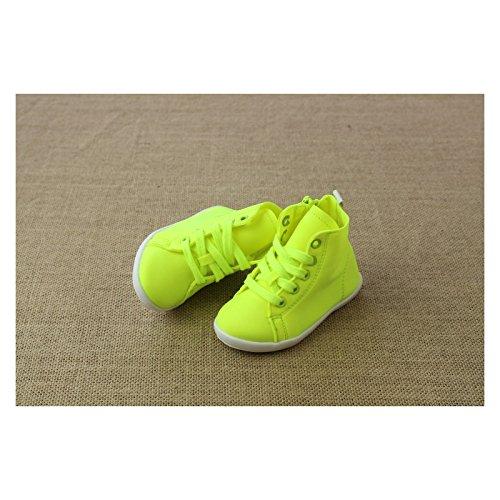 Sneaker Neon Sohle dauert, 22bis 25