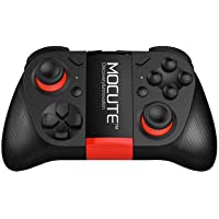 MOCUTE 050 Bluetooth Joysticks Wireless Game Controller Gamepad for Android Smartphone / TV Box