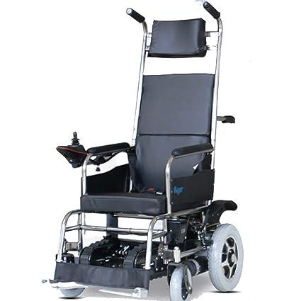 L-Life Silla de ruedas, Escalera eléctrica Silla de ruedas Silla de hombre arriba