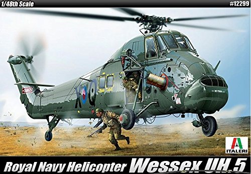l Kit 1/48 Royal Navy Helicopter Wessex UH-5 12299 NEW /ITEM#G839GJ UY-W8EHF3151283 (Royal Navy Helicopter)