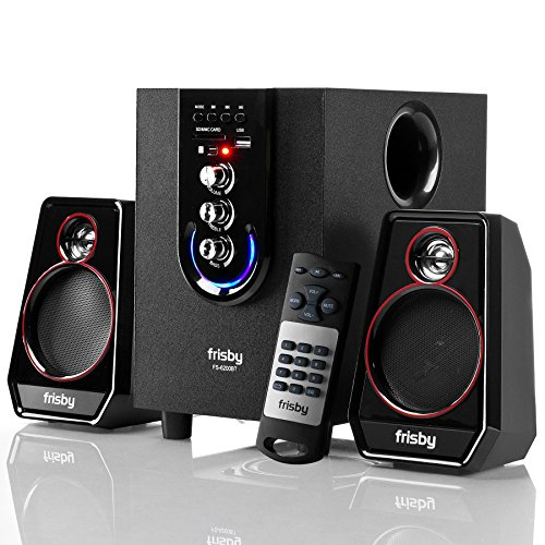 Frisby FS-6200BT Bluetooth Wireless Speaker System with Wireless Remote Controller