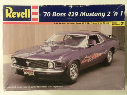 70 Boss 429 Mustang