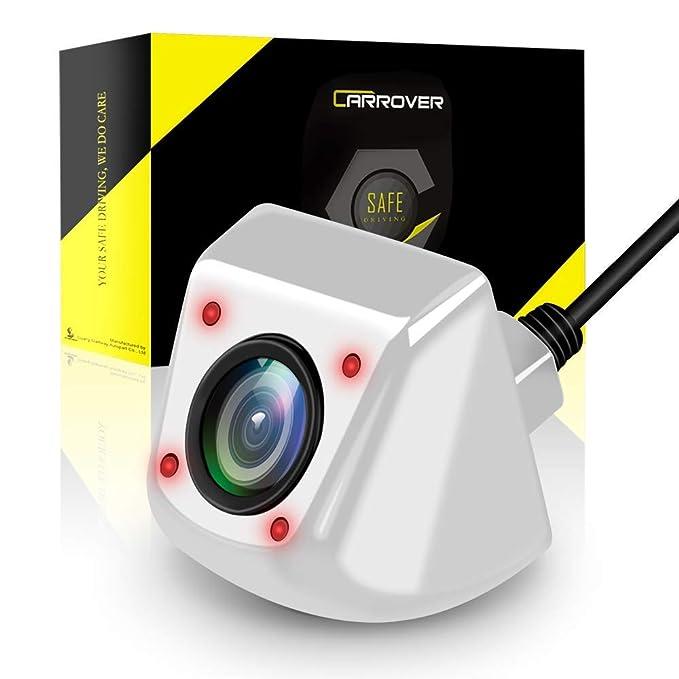 5 opinioni per Car Rover Auto Telecamera Retromarcia Con 4 LED a Infrarossi