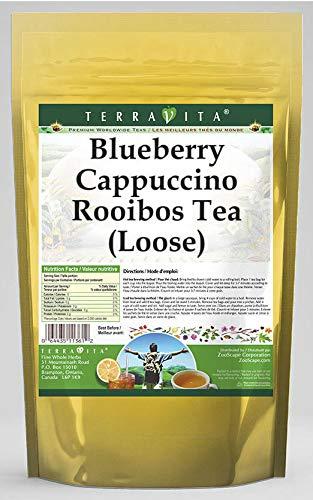 Blueberry Cappuccino Rooibos Tea (Loose) (8 oz, ZIN: 544571) - 3 Pack