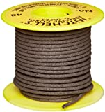 Mitchell Abrasives 48 Round Abrasive Cord, Aluminum Oxide 150 Grit .093'' Diameter x 50 Feet