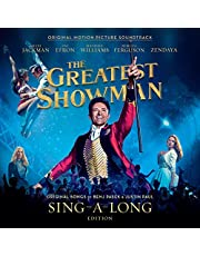 The Greatest Showman Original Motion Picture Soundtrack (2CD Sing-a-Long Edition)
