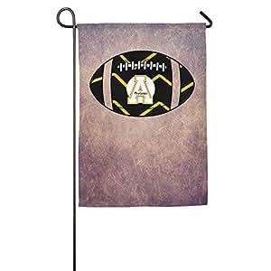 PKTWO Appalachian State University Cheveron Football Outdoor Patio Garden Flag Decor Summer
