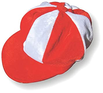 f0f7f7c6ca England St George Large Flat Cap  Amazon.co.uk  Toys   Games