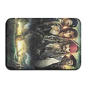 Pirates Of The Caribbean Doormat Rug Door Mat
