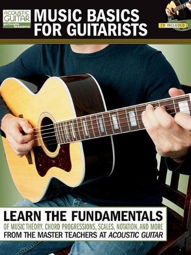 Private Acoustic Basics Guitar - Music Basics for Guitarists (Acoustic Guitar Private Lessons)