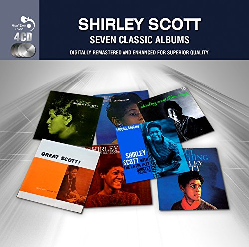 7 Ageless Albums - Shirley Scott