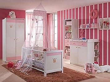 Cinderella 2 Door Wardrobe Complete Set Princess Baby Girls ...