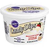 Wilton Candy Dips, White