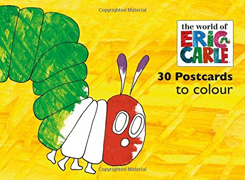 - The Very Hungry Caterpillar Postcards to Colour