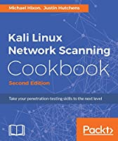 Kali Linux Network Scanning Cookbook, 2nd Edition Front Cover