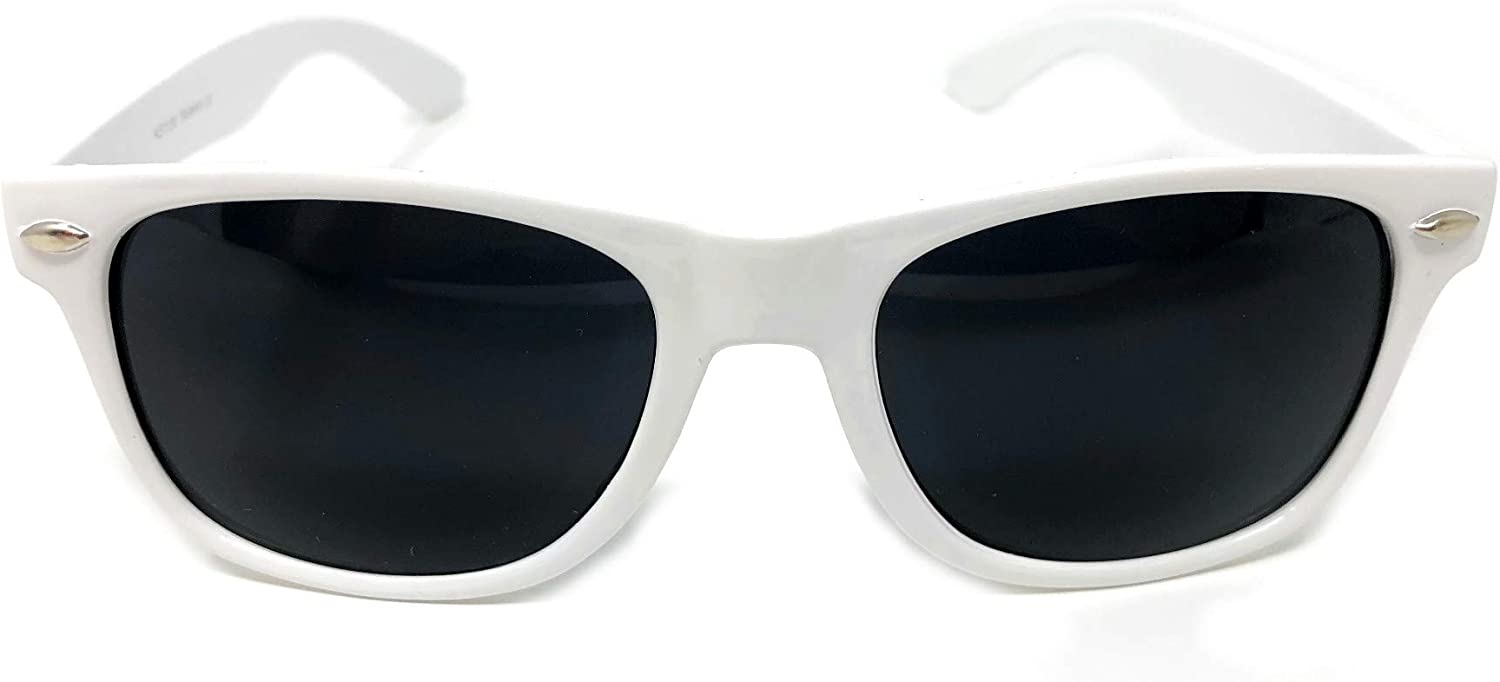 80s Costumes, Outfit Ideas- Girls and Guys WebDeals Retro - Classic 80s Vintage Style Sunglasses Polarized or Standard Lens $6.99 AT vintagedancer.com