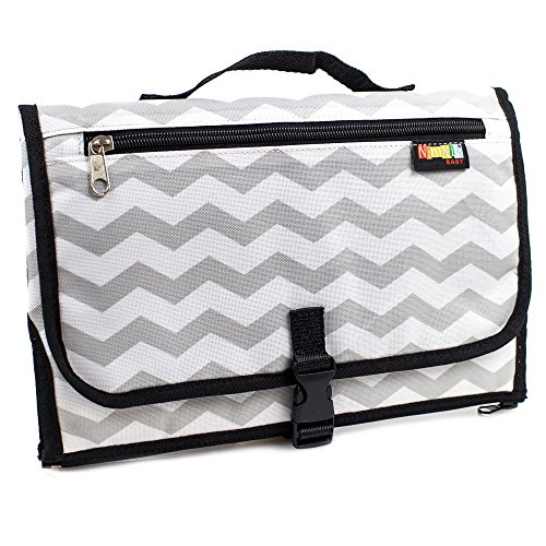 Travel Changing Station by NimNik, Portable Clutch Bag Baby